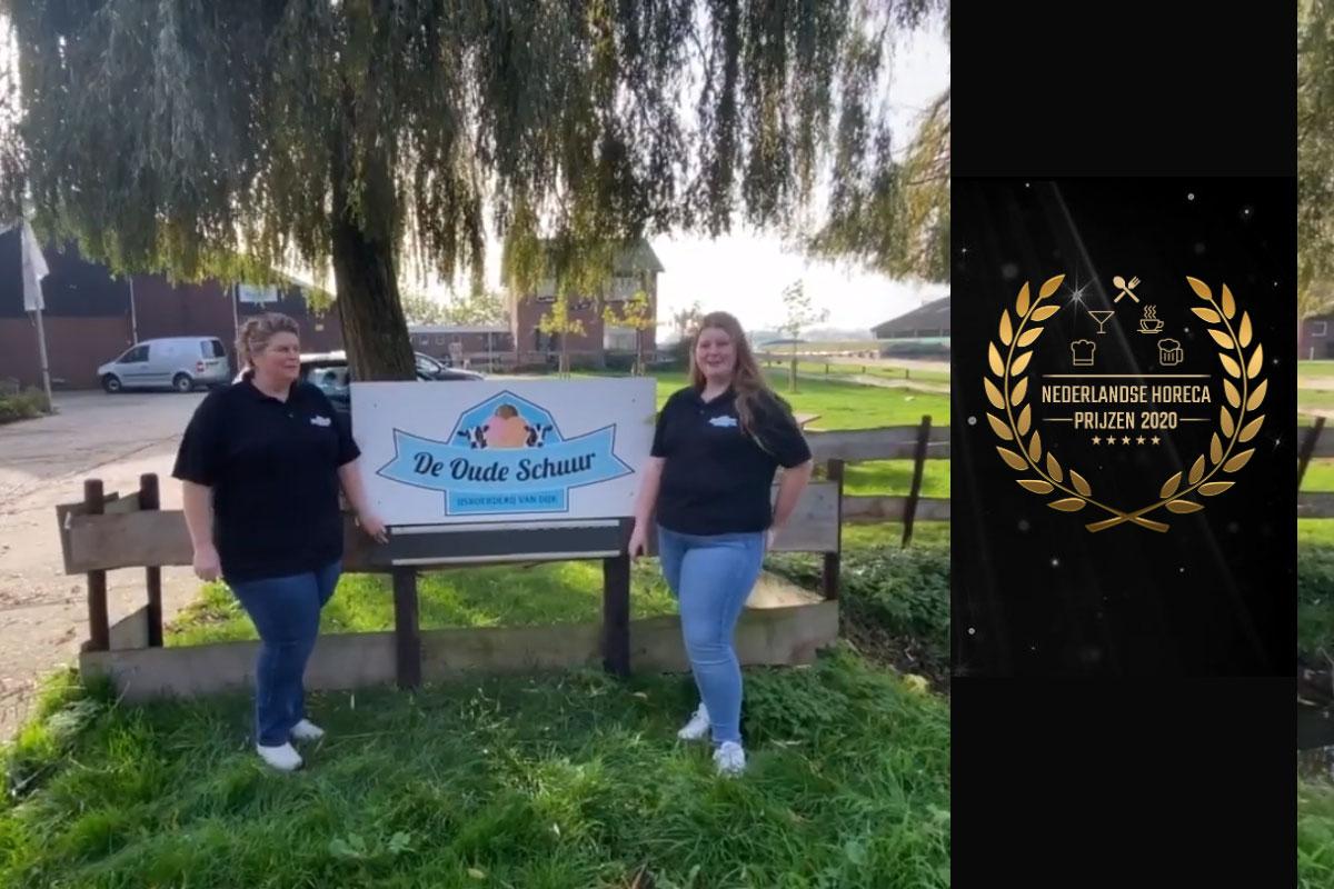 Stem Je Ons Naar De Titel 'Beste Ijssalon Van Gelderland'?